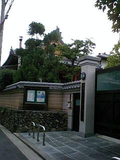 中桜坂 曹洞宗 萩の寺