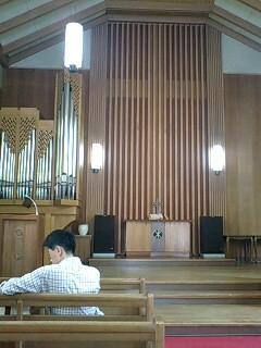 関西学院大学神学部 春季講演