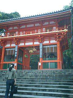 おはようさんどす 京都にて