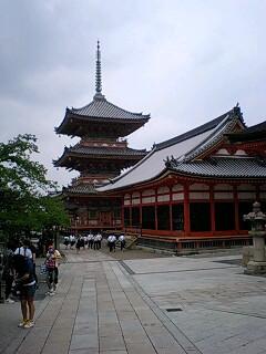 清水寺まで