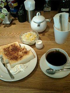 阪急岡町 Cafe Plugにて