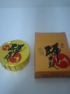 熊本の銘菓「誉の陣太鼓」