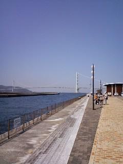 マリンピア神戸 遠景