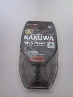 RAKUWANECK X50 金本モデル 世界記録樹立記念