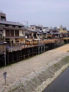 京都祇園界隈にて