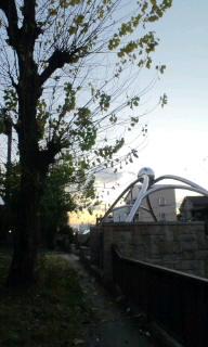 豊島公園 「永遠の輝き」モニュメント