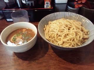 島田製麺食堂 つけ麺