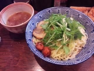 島田製麺食堂 「冷あごそば」